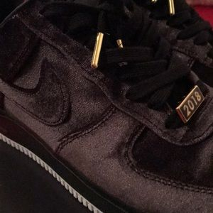 "Nike Shoes - Nike Air Force 1 Velvet ""Rose"" df5faf62c"